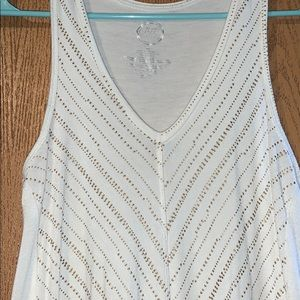 Maurices Tops - Polka dot tank